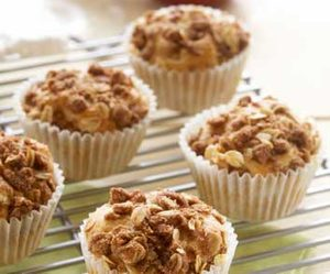 Apple Lover Muffins