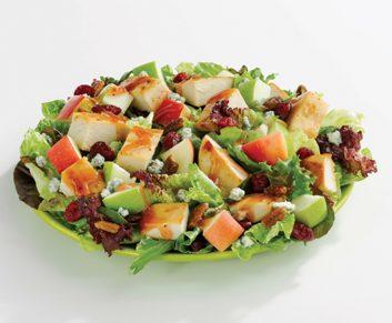 apple pecan chicken salad wendy's