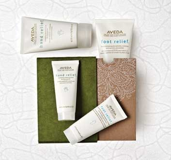 Aveda Relief gift set