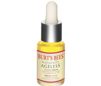 5. Burt's Bees Naturally Ageless Intensive Repairing Serum