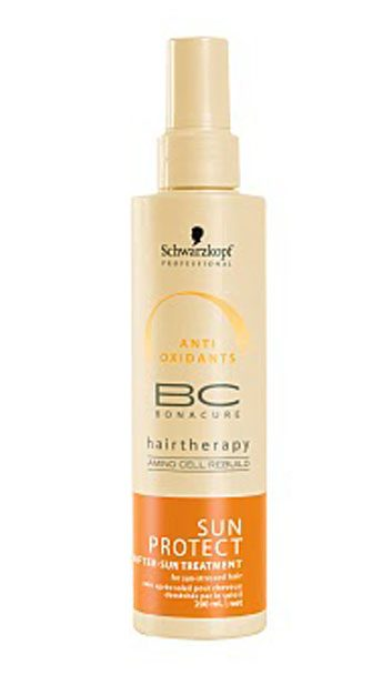 4. Schwarzkopf Professional BC Sun Protect After-Sun Treatment
