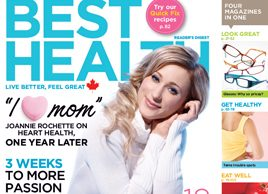 Best Health Magazine: January/February 2011