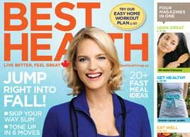 What's online from  Best Health's September 2010 issue