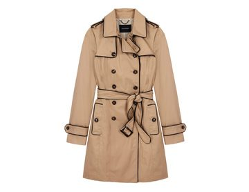 Best style: 5 ways to wear a classic trench coat