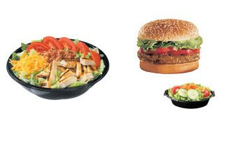 Burger King swap