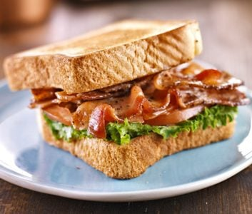 Best Health BLT