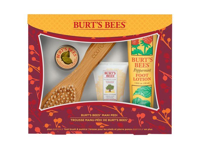 Natural beauty: Burt's Bees Lip Crayons