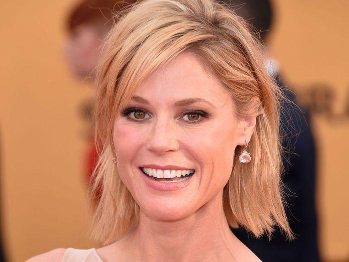 Beauty tips: Julie Bowen