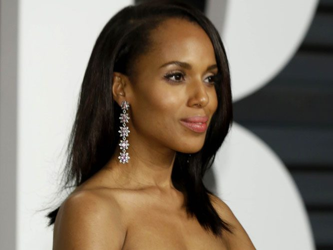 Beauty tips: Kerry Washington