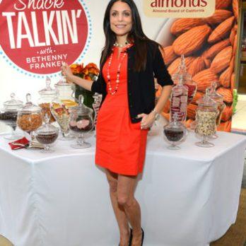 Bethenny Frankel's healthy snacking tips
