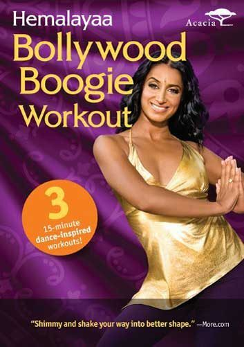 Bollywood Boogie Workout with Hemalayaa