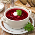 Healthy Russian foods