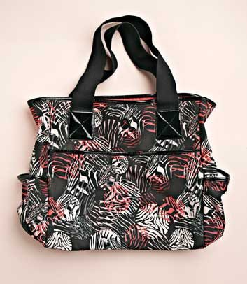 1. Running Room Sahara Hope Tote