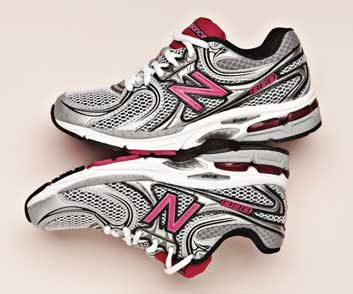 3. New Balance 860 running shoes