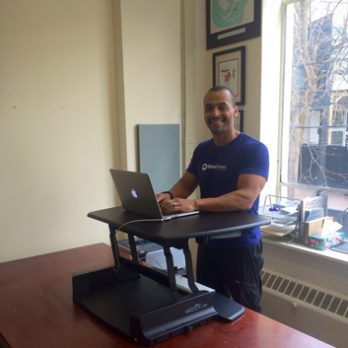 Improve your health with an active office
