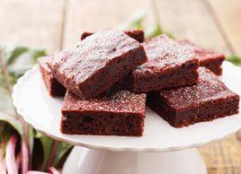 Velvety Beet Brownies