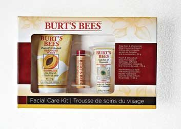 Burt's Bees Facial Care Kit