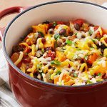 Butternut Squash & Black Bean Chili