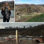 Hiking the Don Valley with Canada Goose and Evergreen
