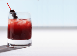 Cherry Club Cocktail