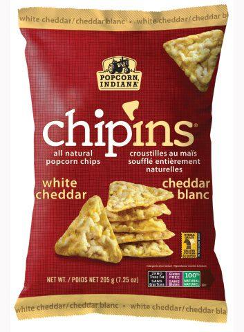 Popcorn, Indiana's Chip'Ins