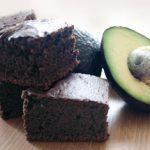 Chocolate-Avocado Brownies