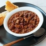 Classic Chili Con Carne with Cornbread