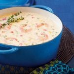 Meatless Monday: Creamy Roasted Corn Chowder