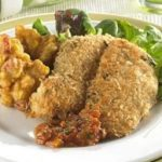 Mustard Crumb Crust Fried Chicken
