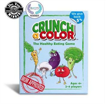 Crunch a Color Game