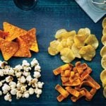 5 crunchy snacks in 100-calorie portions