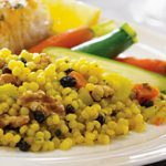 Curried-Israeli-Couscous-and-California-Walnut-Pilaf