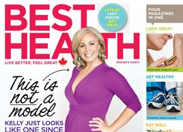 Best Health Magazine: December 2011