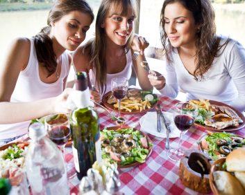 Canada's healthiest restaurants