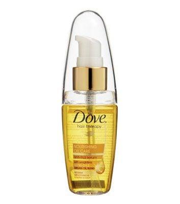Dove Hair Therapy Nourishing Oil Care Anti-Frizz Serum