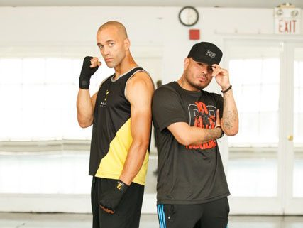 Drip50: Boxing, Hip Hop and a Killer Workout