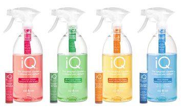 IQ glass cleaner