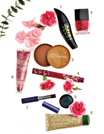 Eco-friendly cosmetics