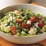 Mediterranean Edamame Salad