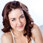 Actress Erin Karpluk on diet, fitness and healthy living