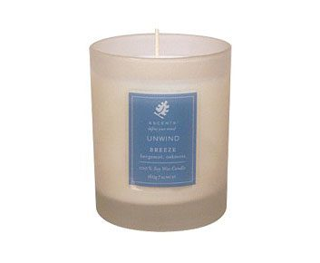 escents candle