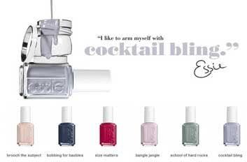 Essie Cocktail Bling