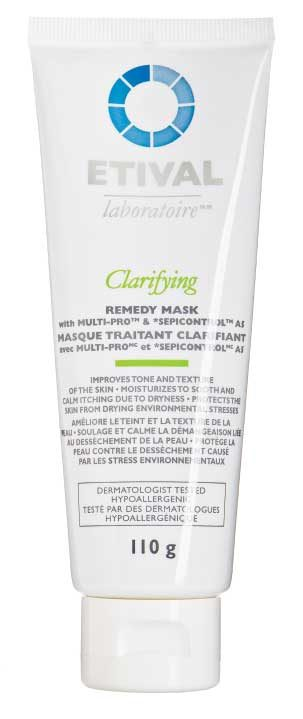 Etival Laboratoire Clarifying Remedy Mask