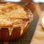 French Onion-Tomato Soup