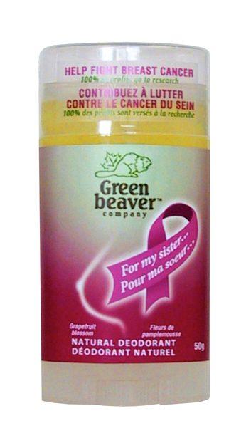 Green Beaver For My Sister Deoderant