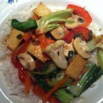 Meatless Monday: Best-Ever Tofu & Veggie Stirfry