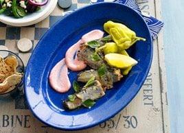 Greek Island Platter