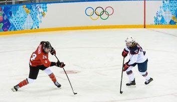 Hockey Night in Sochi