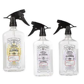 J.R. Watkins natural home care window cleaner