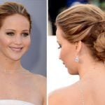 Recreate Jennifer Lawrence's chic Oscar chignon